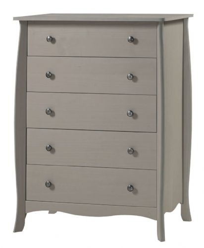 Provence 5 Drawer Chest